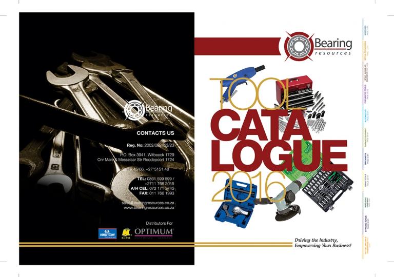 BR Tool Catalogue